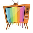 Rainbow TV (2) by Adamzworld