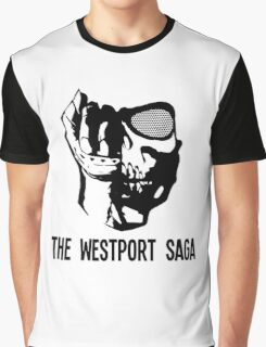 Westport Logo with Text Graphic T-Shirt