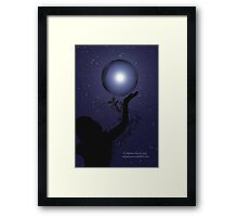What Lies Within Framed Print