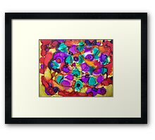 STEALING THE PRIZE Framed Print