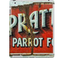 Spratts Parrot Food iPad Case/Skin