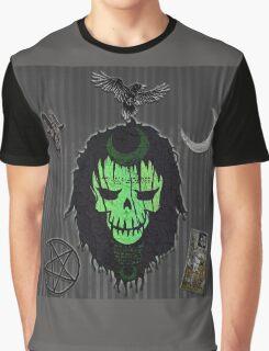 The Enchantress - Suicide Squad Graphic T-Shirt