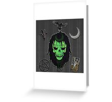 The Enchantress - Suicide Squad Greeting Card