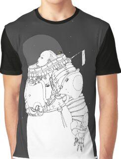 Space Samurai  Graphic T-Shirt