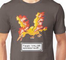 Pokemon Go - Team Valor Sprite Design Unisex T-Shirt