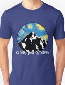 A sky full of stars Unisex T-Shirt