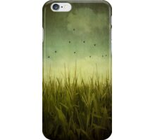 In the Field iPhone Case/Skin