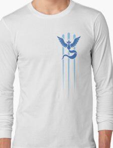 Team Mystic - Pokemon GO (Trident) Long Sleeve T-Shirt