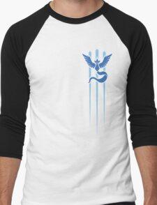 Team Mystic - Pokemon GO (Trident) Men's Baseball ¾ T-Shirt