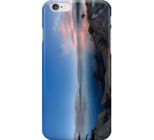Dusk Shoreline near Moville, Donegal (Rectangular) iPhone Case/Skin