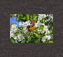 Baltimore Oriole in Flowering Apple Tree Unisex T-Shirt