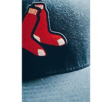For the red sox fans Photographic Print