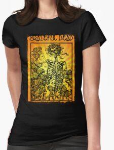 Grateful Dead Womens Fitted T-Shirt