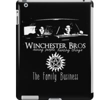 Winchester Bros iPad Case/Skin