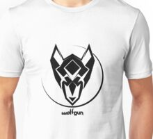 Wolfgun (Geometric Logo) Unisex T-Shirt