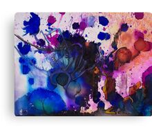 Pen and Ink Drawing Canvas Print