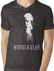 Burzum - Varg Vikernes Mens V-Neck T-Shirt