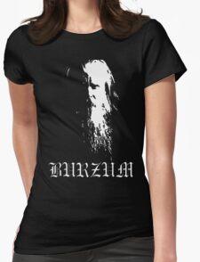 Burzum - Varg Vikernes Womens Fitted T-Shirt