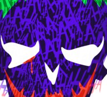 HaHaHa Joker (Suicide Squad) Sticker