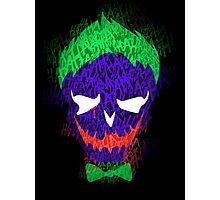 HaHaHa Joker (Suicide Squad) Photographic Print