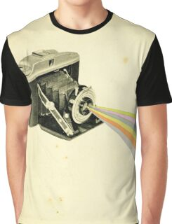 It's a Colourful World Graphic T-Shirt