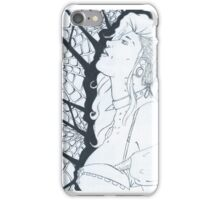 Webbed Woman iPhone Case/Skin