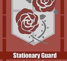Stationary Guard by Gabriel Gutierrez
