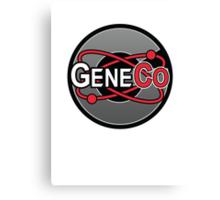 Repo! GeneCo Logo Canvas Print