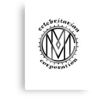 The Celebritarian Corporation Canvas Print