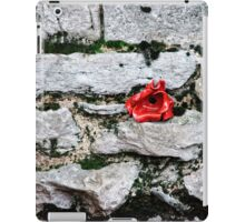 Tower of London Poppy artists exhibition... iPad Case/Skin