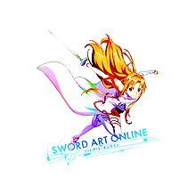Sword Art Online Asuna Photographic Print