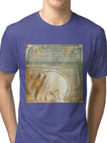 Golden Sea IV Tri-blend T-Shirt