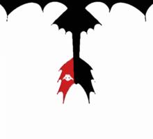 Lightning and Death Sticker