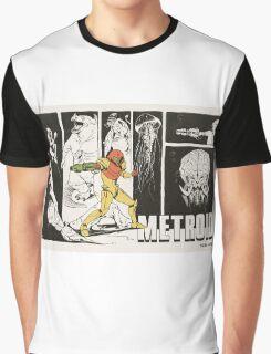 Metroid: 30 Years Graphic T-Shirt