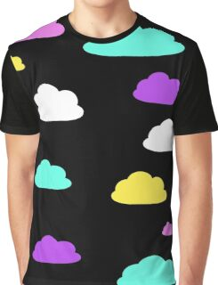 Pastel Sky Graphic T-Shirt