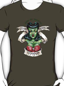 Zombie Voodoo Queen T-Shirt