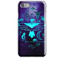 Native Symbols Revisited iPhone Case/Skin