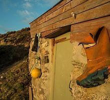 The Orange Welly  by Rob Hawkins