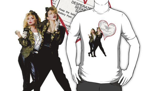 Desperately Seeking Susan - 1985 by Ged J