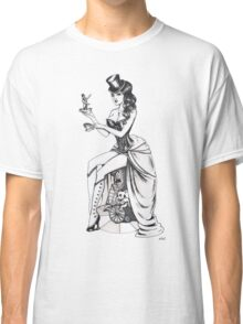 Burlesque circus Classic T-Shirt