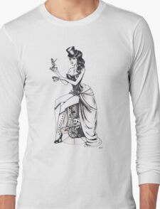 Burlesque circus Long Sleeve T-Shirt