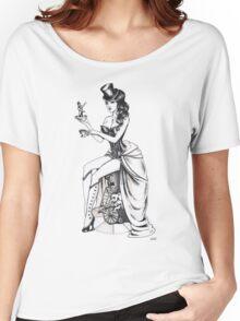 Burlesque circus Women's Relaxed Fit T-Shirt