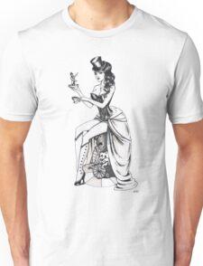 Burlesque circus Unisex T-Shirt