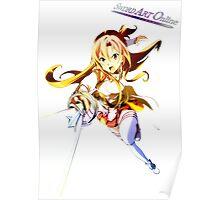 Sword Art Online Asuna  Poster
