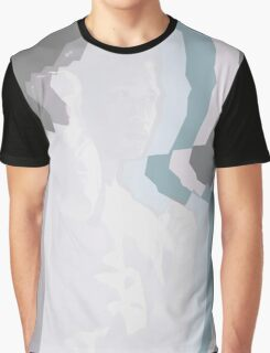 Faded Warrior Graphic T-Shirt
