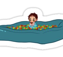 Baby Ballpit Sticker