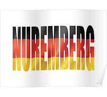 Nuremberg. Poster
