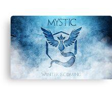 Team Mystic - Pokemon Go Canvas Print