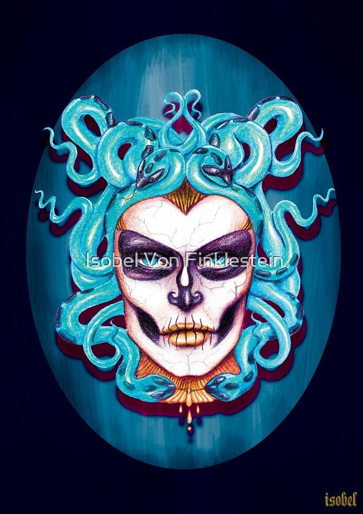 Medusa by Isobel Von Finklestein