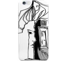 Through Doors iPhone Case/Skin